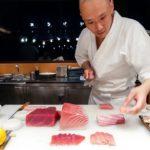 Sushi Omakase –  PERFECT Japanese Food Sushi by Chef Hiroyuki Sato at Sri Panwa, Phuket!