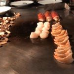Teppanyaki Dinner at Tokyo Wako Japanese Restaurant Long Beach
