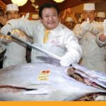 The Japanese way of processing Giant Tuna | Amazing Food