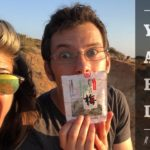 Trying Japanese Kombu Snack At The Beach | Yael & Roy's Mania