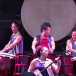 Yamato Japanese Drum Group at Stockholm's Culture Festival 2018