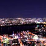 sightseeing West Japan