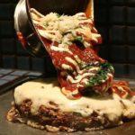 홍대 │ 오코노미야키 with 토마토 소스 │ Okonomiyaki with Tomato Sauce │ 한국 음식 │ Japanese Food in Korea