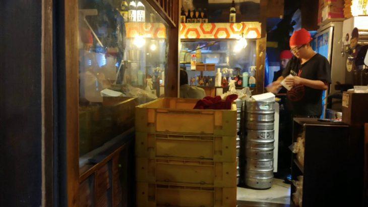 A really nice Japanese ramen in Itaewon