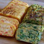 Assorted Tamagoyaki Recipe – Japanese Cooking 101