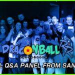 DRAGONBALL R&R Q&A PANEL | San Japan Anime Con 2018