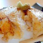 """Eating Japanese food Sushi """"Unagi shirayaki nigirizishi #2"""" (ASMR) not sashimi"""