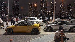 Experience Real Japanese Car Culture Stream – TATSUMI PA!! JDM TOKYO DRIFT CAR MEET