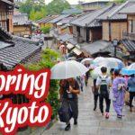 Exploring Kyoto: Southern Higashiyama – Japan Vlog