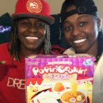 Identical Twins Try DIY Popin Cookin Japanese Candy Kit! (Ramen Noodles)