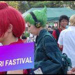 JAPANESE BELLY DANCE || BON-ODORI FESTIVAL || JAPAN VLOG #3
