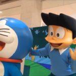 【②ドラえもん 最前列 キャラクターショー】ドラえもんアニメ ハッピーJapanese Anime Doraemon show Japon