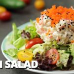 Japanese Kani Salad | Recipe by Plated Asia