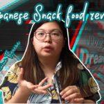 Japanese Snacks Food Review : Pretz,Dream Pocky and Gudetama Cookies