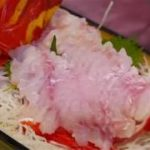 Japanese Street Food   GIANT NEPTUNE GROUPER SASHIMI Okinawa Japan