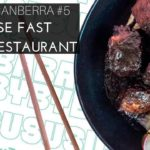 Japanese fast food with Pokemon drinks in Canberra  Australian travel guide