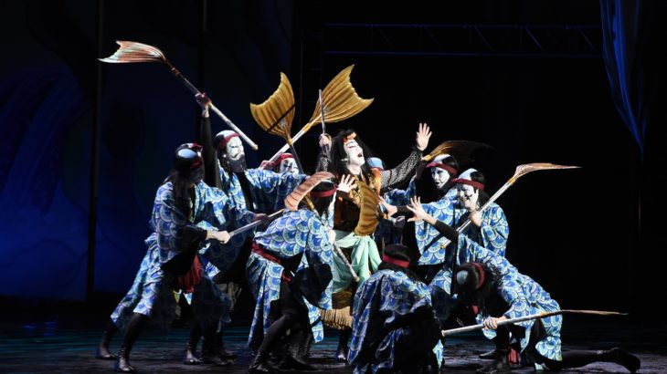 Kabuki Spectacle Premieres at the Bellagio Fountains, Las Vegas – Unravel Travel TV