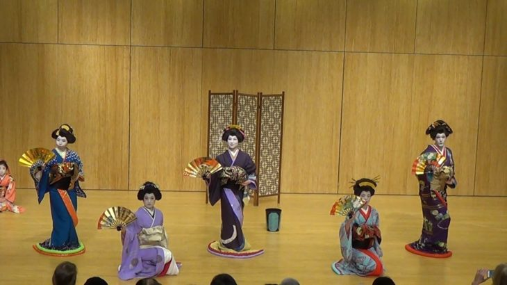 Kyogen & Kabuki Highlights at Portland State, 2014 – 2015