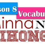 Learn Japanese | Minna No Nihongo Lesson 8 Vocabulary