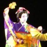Lovely Classical Japanese Dance  Performance: Kabuki Dance