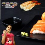 MASTERCHEF PROFISSIONAIS (29/08/2018) RECEITA DE SUSHI DE CAMARÃO E DE SALMÃO | I LOVE JAPANESE FOOD