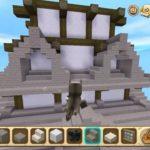 Miniworld Blockart:Japanese castle#3