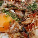 OKONOMIYAKI SEAFOOD PANCAKE #Japanese Street Food