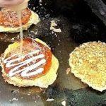 Okonomiyaki(お好み焼き/오꼬노미야끼) – Japanese Street Food