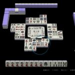 Online Japanese Mahjong Tenhou – Ranked Play 180920-03