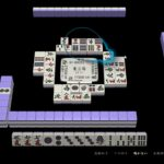 Online Japanese Mahjong Tenhou – Ranked Play 180920-04