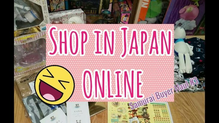 Online Shopping in Japan | Anime Collectibles ♡
