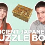 Solving the Hardest Ancient Japanese Puzzle Box! [Ft. OkanoTV]