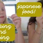 TRYING JAPANESE FOOD!//COOK WITH US!