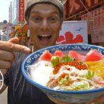 Tokyo Street Food Market Experience   Ameyoko ★ ONLY in JAPAN