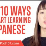 Top 10 Ways to Start Learning Japanese