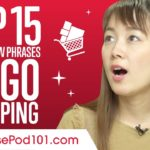 Top 15 Must-Know Japanese Phrases to Go Shopping in Japan