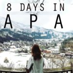 What To Do In Japan: Tokyo, Hakone, Mt. Fuji, Kyoto, Nara, Osaka, Kanazawa, Takayama, Nagano