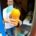 Whole Orange Juice(丸ごと生絞りオレンジジュース) – Japanese Street Food