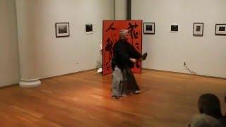 YOSHIRO KONO Japanese kabuki dance