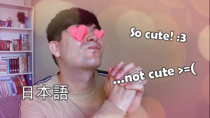"""Adjectives and Adverbs in Japanese – Saying """"Cute"""" and """"Not Cute"""" – Japanese for Beginners"""