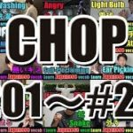 CHOP #201~#225 ~ Learn Japanese vocabulary ~