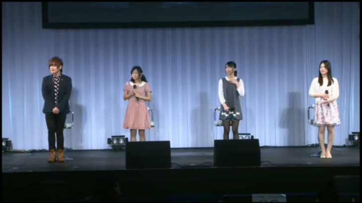 Danmachi Seiyuu Meet & Greet Anime Japan 2015