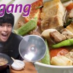 【FUMIYA'S COOKING】JAPANESE TRY TO COOK SINIGANG!!!!