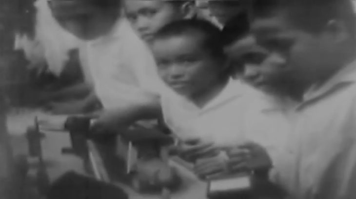 JAPANESE NEWSREEL  TRAINING AT MANILA AND ON BORNEO  1942 – MEMORIAL