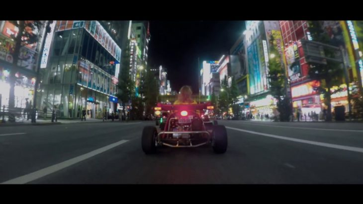 Japan 4K, Drone