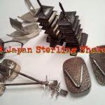 Japan Sterling Shaker Sets