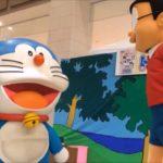 【①ドラえもん最前列 キャラクターショー】ドラえもんアニメ ハッピーJapanese Anime Doraemon show Japon