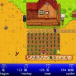 Japanese Quest: Learn Japanese from Stardew Valley – Day 6: Spider Bite Stream