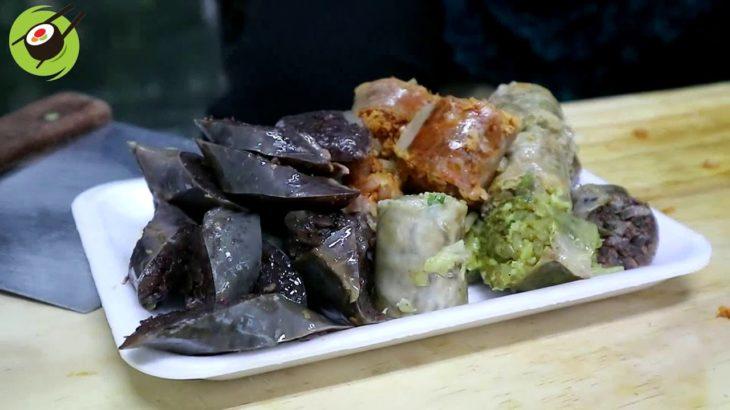 Japanese Street Food / 2ドル Sundae クレープ
