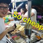 Japanese Trying Filippino Street Food !!!